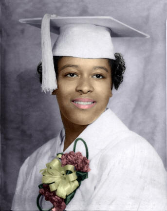 Ann after picture colorize